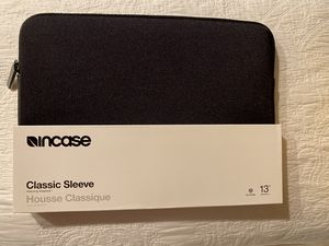 INCASE Classic Sleeve for MacBook Pro 13 for Sale in San Diego, CA