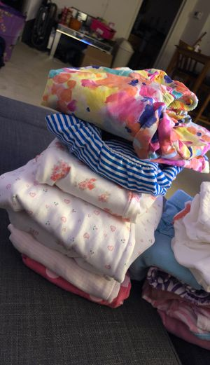 Pile of newborn clothes for Sale in Silver Spring, MD