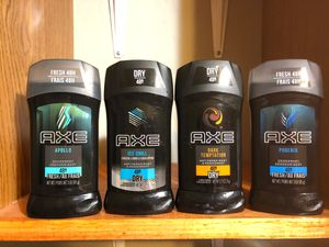 AXE DEODORANT $2.50 EACH for Sale in Phoenix, AZ