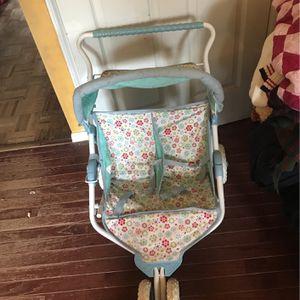 American Girl Twin Stroller for Sale in Eureka, MO