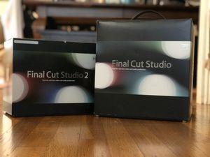 $30 COMPLETE Final Cut Studio2 for Sale in San Francisco, CA