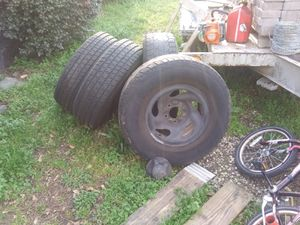 F-150 rims and tires for Sale in Greenville, SC