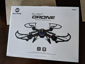 Smart drone, HD camera, Holy Stone NIB for Sale in Salt Lake City, UT