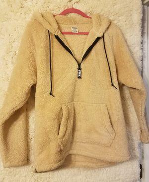Victoria Secret PINK Fleece Hoodie Jacket for Sale in Peoria, IL