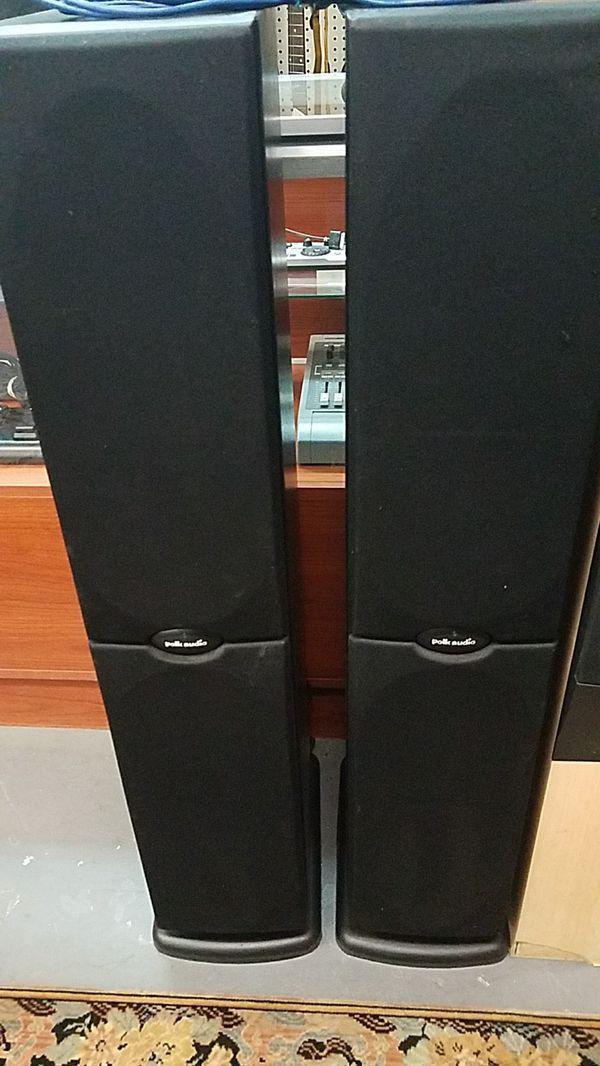 Polk Audio Towers