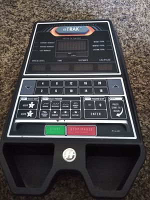 Horizon elliptical for Sale in Depew, NY
