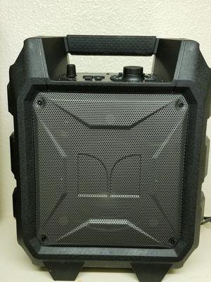 Monster Rocking Roller Mini Bluetooth outdoor speaker for Sale in North Las Vegas, NV