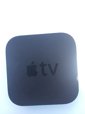 Apple TV gen 3 for Sale in Des Moines, WA