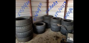 Assorted sets of tires for Sale in Sioux Falls, SD
