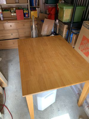 Kitchen Table + 2 Chairs for Sale in Raleigh, NC