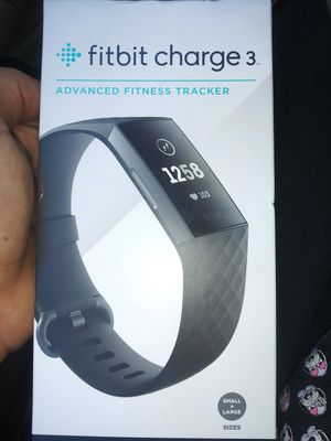 Fitbit charge 3 for Sale in El Cajon, CA