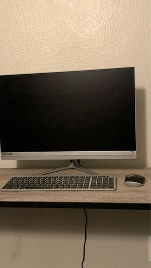 Lenovo All in one computer for Sale in Colton, CA