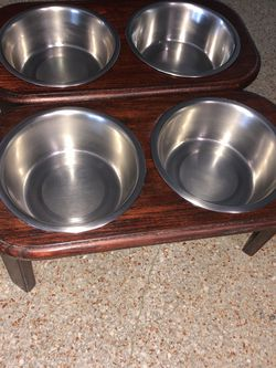 Custom elevated dog feeders for Sale in Fort Lauderdale,  FL