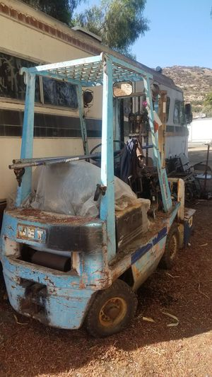 Forklift 4cly gas for Sale in Lakeside, CA