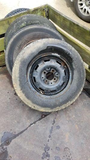 3 Trailor Tires for Sale in Nashville, TN