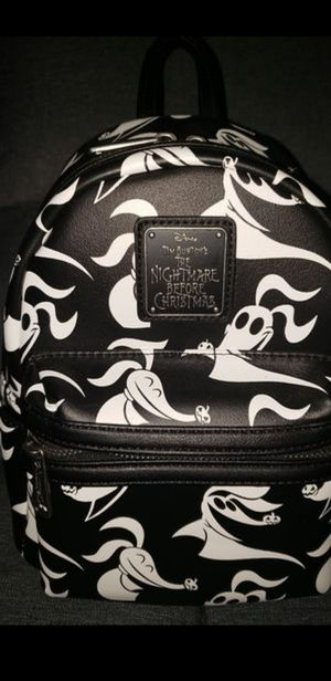 The nightmare before Christmas Zero loungefly backpack for Sale in Galt, CA