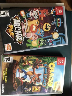 2 Nintendo switch games for Sale in Orlando, FL
