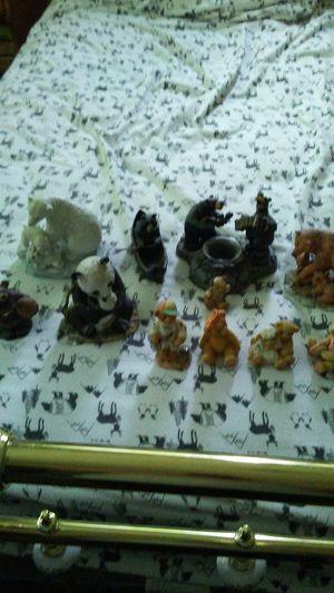 Bear figurines for Sale in Missoula, MT