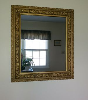 Baroque Framed mirror -Excellent condition! for Sale in Nicholasville, KY
