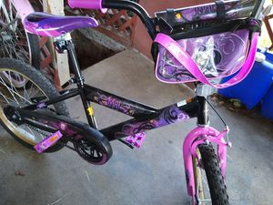 20'inch decendants girls bike $40 obo for Sale in Portland, OR