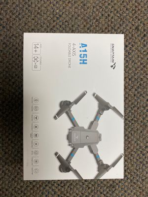SNAPTAIN A15 Foldable FPV WiFi Drone w/Voice Control/120°Wide-Angle 720P HD Camera/Trajectory Flight/Altitude Hold/G-Sensor/3D Flips/Headless Mode/On for Sale in Santa Fe Springs, CA