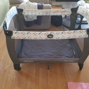 Graco Pack n Play Playard Playpen for Sale in San Dimas, CA