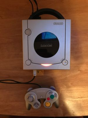GameCube with Mario Sunshine and Dead to Rights for Sale in Glendale, AZ