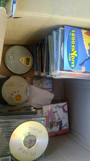 2 CD players about 50 CD's for Sale in Las Vegas, NV