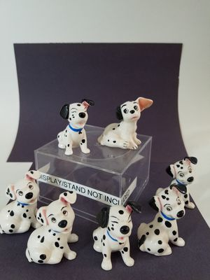 Disney's 101 Dalmations Ceramic Collectibles (Read Description) for Sale in Phoenix, AZ
