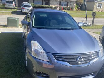 2012 Nissan Altima 2.5s for Sale in Seffner,  FL