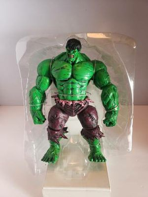 "Diamond Marvel Select THE INCREDIBLE HULK Green Action 9"" Figure open box new selling for only $20 for Sale in Long Beach, CA"