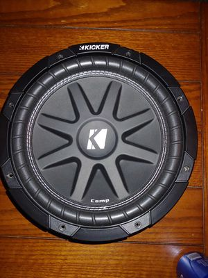 Kicker comp for Sale in McMinnville, OR