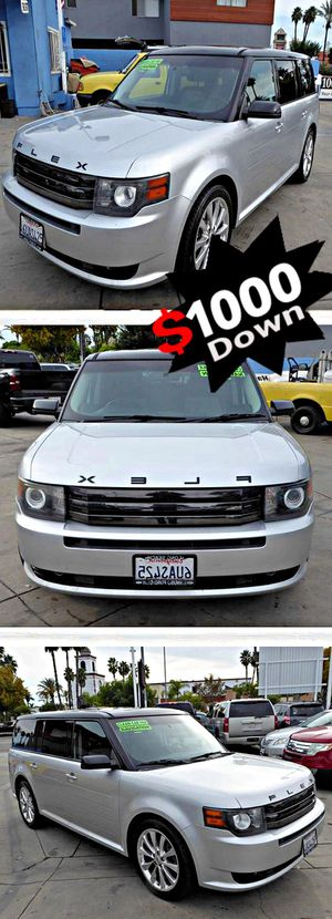2012 Ford Flex for Sale in South Gate, CA