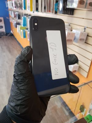 iPhone X FACTORY UNLOCKED/LIBERADO *(FACE ID DOES NOT WORK)* for Sale in Dallas, TX