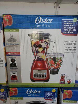 Oster 2-in-1 Blender $35 for Sale in Moreno Valley, CA