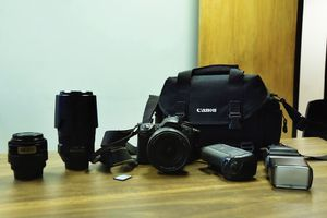 Nikon 7000 Digital SLR Camera for Sale in Dallas, TX