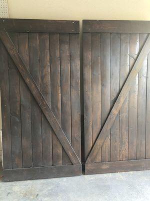 Barn Doors for Sale in Queen Creek, AZ