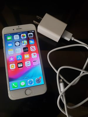 IPhone 6 64gb AT&T AND CRICKET model A1586 come with charger for Sale in Las Vegas, NV