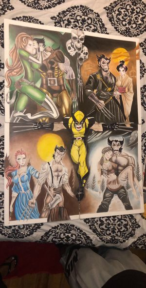 Death of Wolverine for Sale in Amarillo, TX