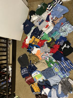 Bundle of baby boy clothes for Sale in Markham, IL