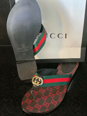 New gucci women sandal for Sale in Hollywood, FL