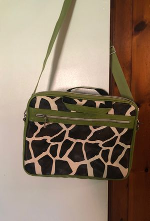 Lap top case with long strap for Sale in Nashville, TN