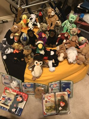 Ty Beanie Baby collection for Sale in Arlington, TX