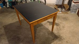 Small Table: Study desk/kitchen table for Sale in Portland, OR
