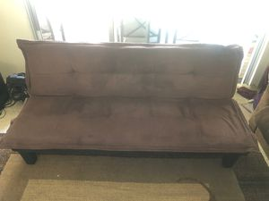 Simple Small Twin Size Futon for Sale in Upland, CA
