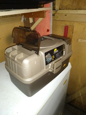 Fishing tackle box for Sale in Springfield, OR