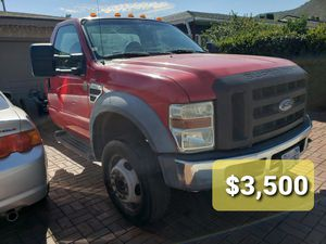 F450 Company Vehicle...doesn't run selling whole truck not for parts for Sale in La Mesa, CA
