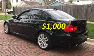 $1,OOO URGENT For sale 2009 BMW 3 Series AWD 335i xDrive 4dr Owner for Sale in Richmond, VA
