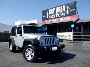 2010 Jeep Wrangler for Sale in Hayward, CA
