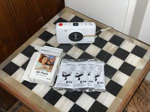 Polaroid Snap Camera with Film for Sale in Texas City, TX